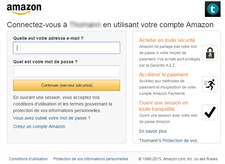Boostez votre taux de conversion e-commerce avec Amazon Login and Pay