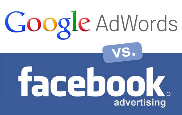 Google Adwords ou Facebook Ads ?