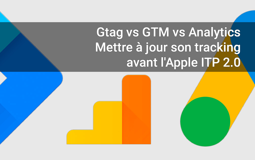 Gtag vs GTM. Mettre à jour son tracking avant l'Apple ITP 2.0